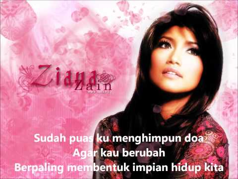 Ziana Zain - Putus Terpaksa (lyrics)