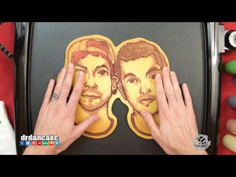 Twenty One Pilots Pancake Art