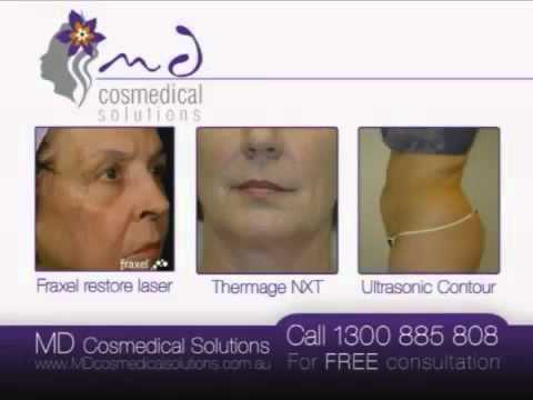 Canberra Thermage CPT, Fraxel, Threadlift Facelifts, Blepharoplasty, Wrinkle Injections, Dermal Fill