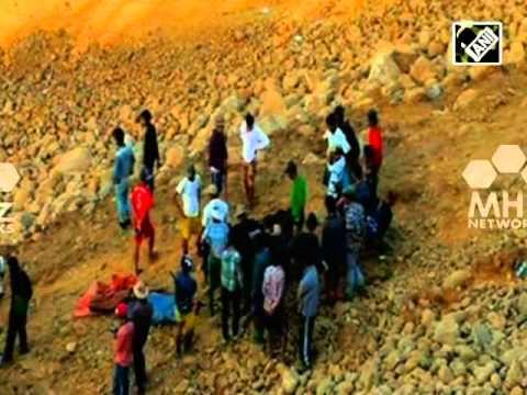 Myanmar landslide death toll passes 100 (23 Nov, 2015)