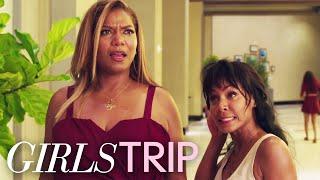 Girls Trip - Lisa Meets Malik in Lobby - Own it 10/3 on Digital, 10/17 on Blu-ray & DVD.