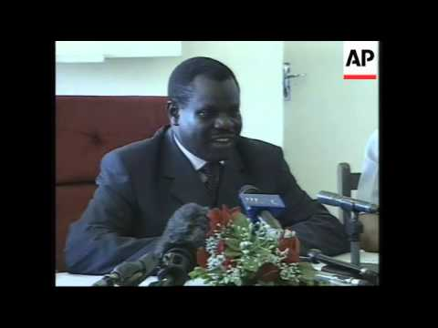 WRAP Presser by Kenyan authorities, Israeli investigators at scene