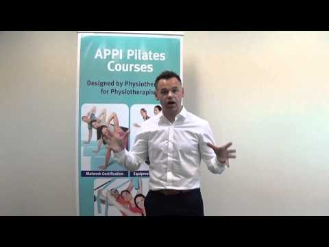 APPI Pilates Equipment Certification Series