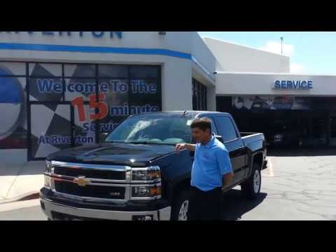 2014 Silverado 1500 Review & Walk Around - 2014 Chevy Silverado - Chevrolet New Silverado