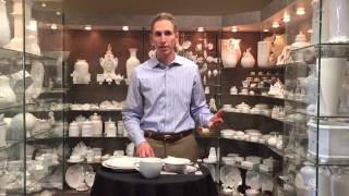 How to produce custom decorated dinnerware and other porcelain gift ware