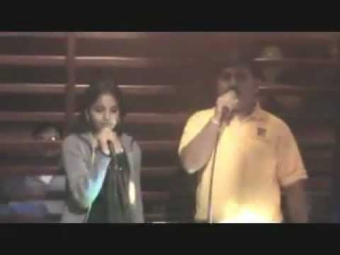Basil & Meleesa Singing Poove Poove Palapoove Mpeg1 web pal.flv video