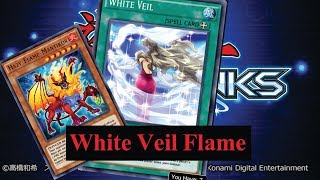 (Yu-Gi-Oh! Duel Links)Hotspring Cat รีวิว White Veil Flame Deck (EP.344)