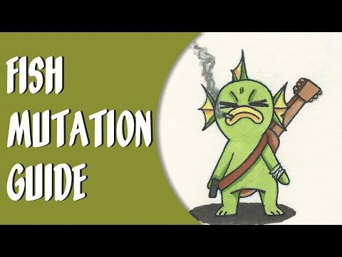 Fish Mutation Guide - Nuclear Throne