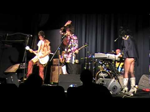 Chris McKay And The Critical Darlings perform