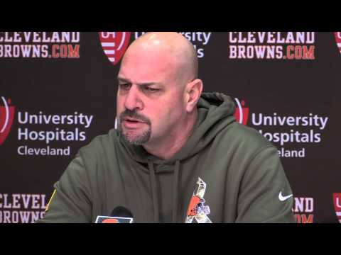 Mike Pettine on the behavior of Johnny Manziel, Josh Gordon and Justin Gilbert