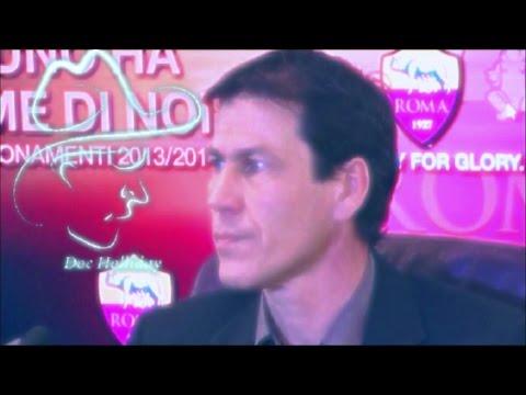 RUDI GARCIA - A.S. Roma - 2013/2014 - [HD] - By Doc Holliday