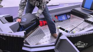 Pavati Marine Video: Setting Up the Seats