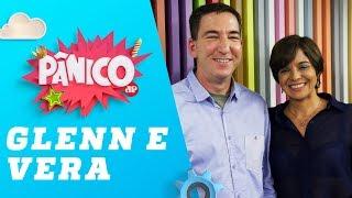Glenn Greenwald e Vera Magalhães - Pânico - 13/06/19