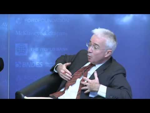 Plenary - Reinventing Development Banks for Growth: Challenges of Government Conference 2012