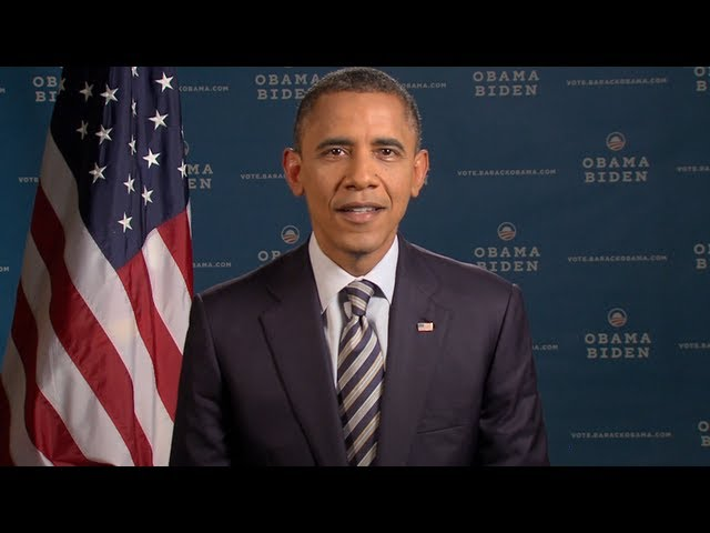 President Obama: Election Day is Almost Over So Get Out There and Vote