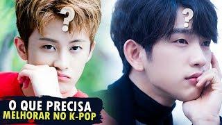 O QUE PRECISA MELHORAR NO K-POP?? 🤔