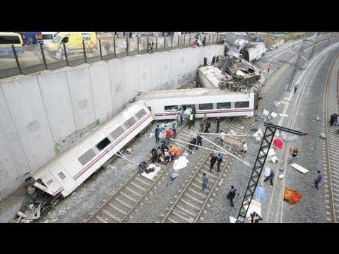 Train crash in Spain kills 80, driver in police custody