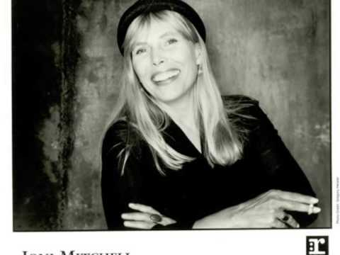 Joni Mitchell - Moon In The Mirror