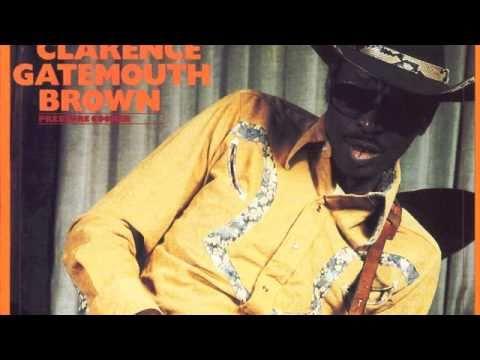 Clarence Gatemouth Brown - 'She Winked An Eye'