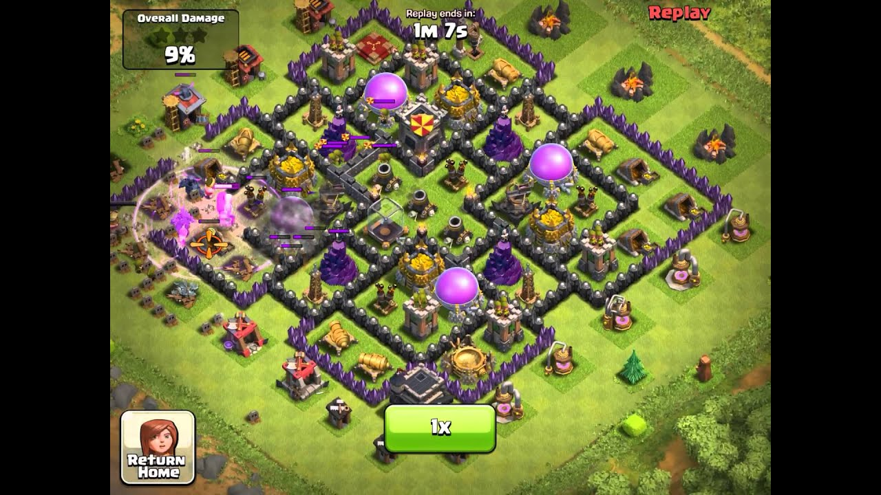 New Layout Th9 my New Base Layout Th9