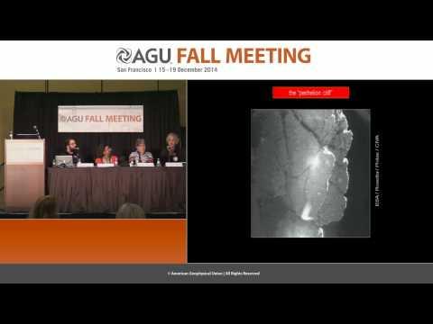 FM14 Rosetta comet science results PressConference