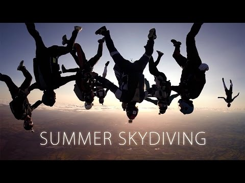 Summer Skydiving