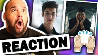 Shawn Mendes Ft Khalid Youth Music Audio Reaction