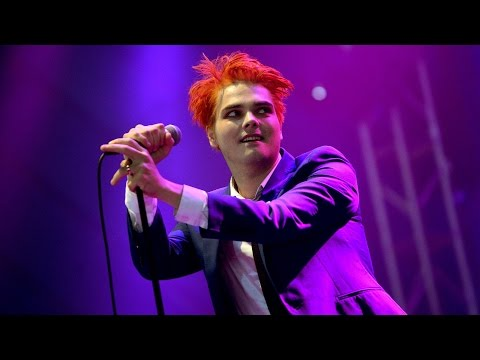 Gerard Way - No Shows at Reading 2014.