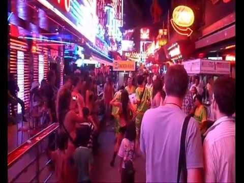 Bangkok – Sukhumvit – Soi Cowboy