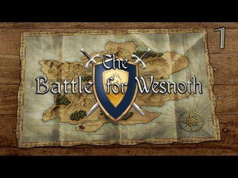 Battle for Wesnoth 1 - Набег Орков