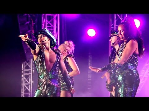 Vengaboys - Were Going to Ibiza Shalala lala (LIVE in Bielsko...
