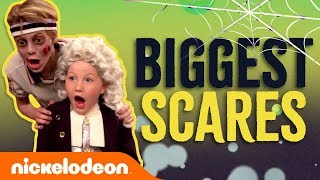 Top 31 Biggest Scares! 🎃 ft. SpongeBob, iCarly, Victorious & More! | Nick