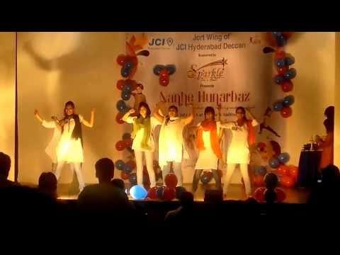 Patriotic Dance-Jai HO & Desh Rangeela
