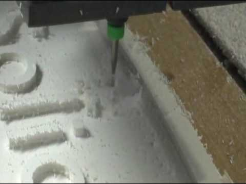 Home Built CNC Router