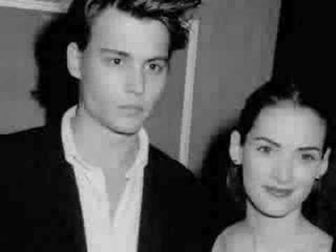Johnny Depp & Winona Ryder / Damien Rice - Blower's Daughter