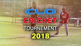 CLO CRICKET CUP - 2018