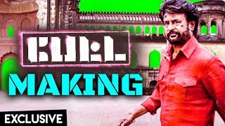 PETTA MAKING: Rajini & Vijay Sethupathi on Sets - Reveals Art Director Suresh Selvarajan | MY 403