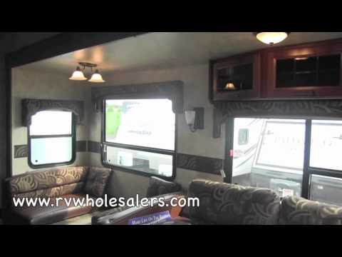 2013 Sandpiper 365SAQ Fifth Wheel Camper at RVWholesalers.com 027287 - Kahlua