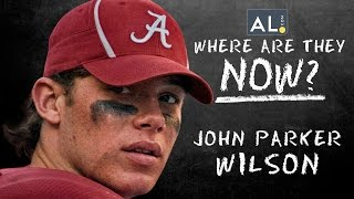 Where Are They Now? Catching Up With John Parker Wilson