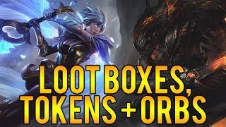 Dawnbringer Riven VS Nightbringer Yasuo Loot Event | League of Legends