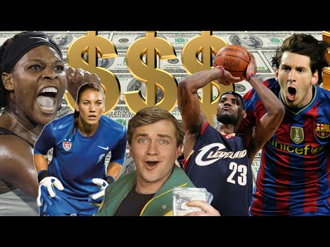 Sportsmen, Sportswomen and the Gender $$$ Gap: Sexism or Not?