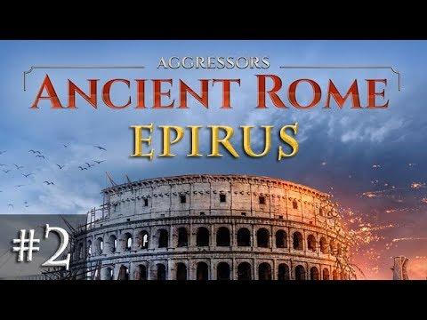 Let's Play Aggressors Ancient Rome #2: Vorstoss im Norden (Epirus)
