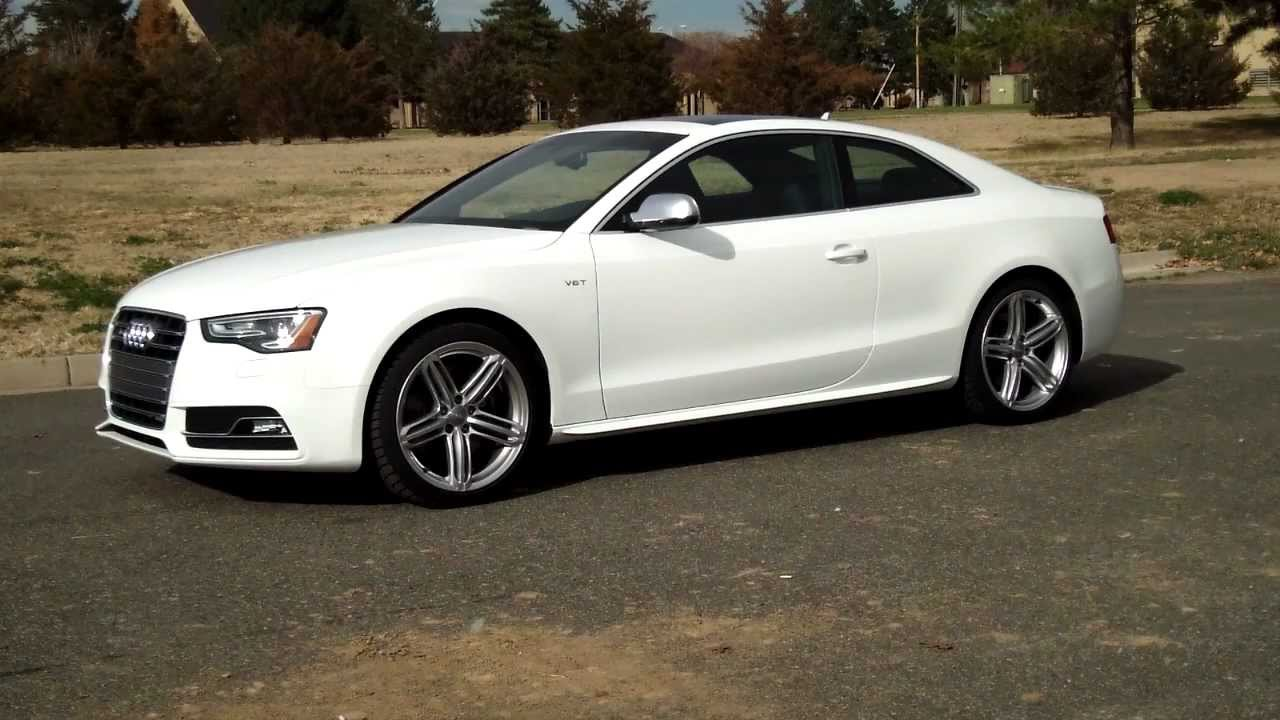 Real First Impressions Video 2013 Audi S5 Youtube