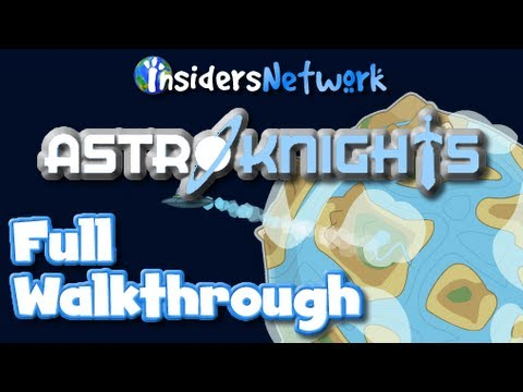 ★ Poptropica: Astro Knights Full Walkthrough ★