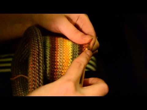 Вязание капор крючком видео