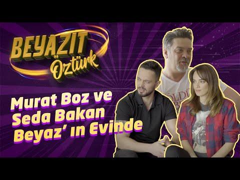 Murat Boz ve Seda Bakan Beyaz'ın Evinde