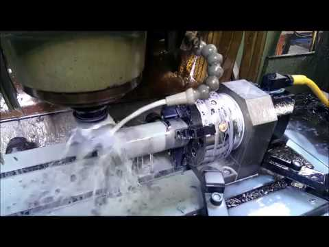 Machining on a 4th & 5th Axis Rotary Table
