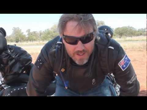 Rockhampton Motorcycle Trip