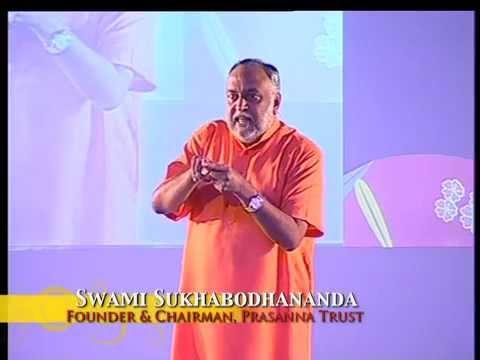 Let Trust Rule Over Doubts : Swami Sukhabodhananda  Adasia 2011 video