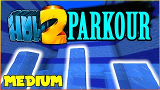 HOW 2 PARKOUR! - MEDIUM STAGE (Levels 8 to 17)